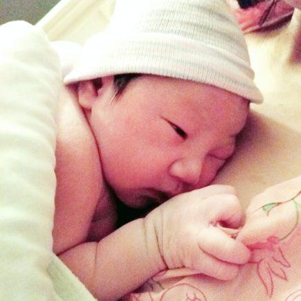 Newborn First Baby